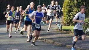 High Legh 10K runners