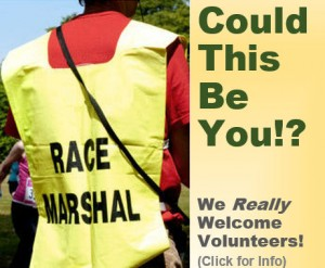 Volunteer Marshal - Could this be you?
