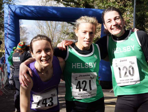 Brilliant Things Happen at the HL10K