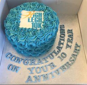 HL10K Birthday Cake